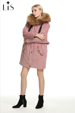 crystal pink mink coat2