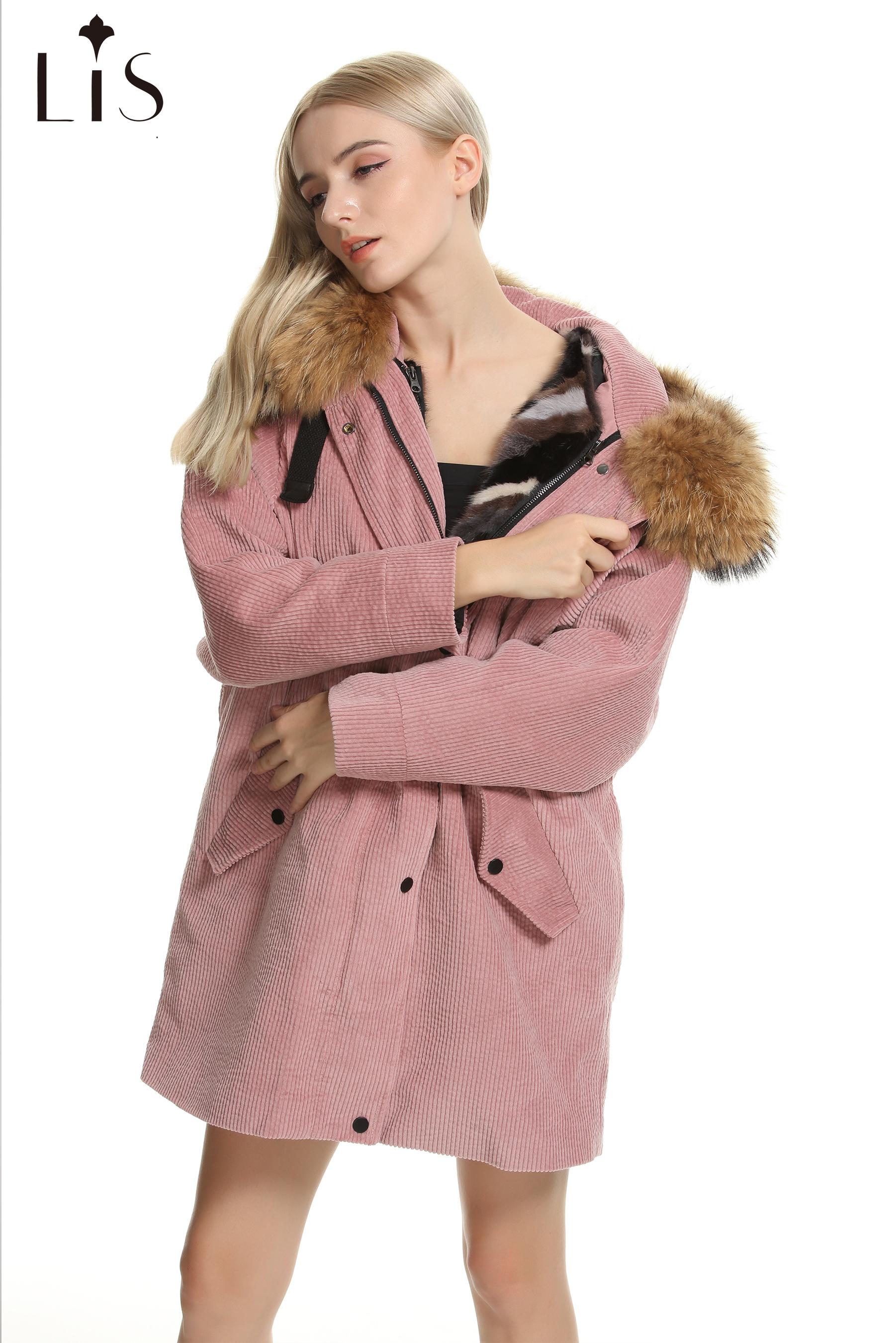 manteay en fourrure
